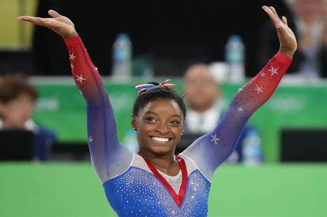Google Searches Spike for Naming a Baby 'Simone' After Success of Biles, Manuel | Kickin' Kickers | Scoop.it