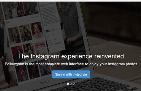 Optimiser sa veille sur Instagram grâce aux flux RSS   Community Management et Curation   Scoop.it