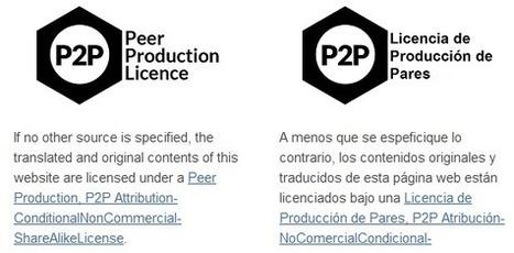 Peer Production Licence : le chaînon manquant entre la Culture libre et l'Economie Sociale et Solidaire ? | Administration Electronique - Modernisation - Numérique au service des citoyens - Veille sur les enjeux numériques dans le secteur public | Scoop.it