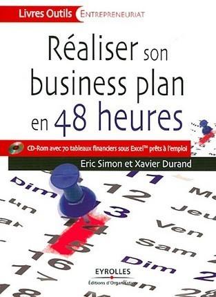 Réaliser son Business plan en 48 heures | Nouveautés | Scoop.it