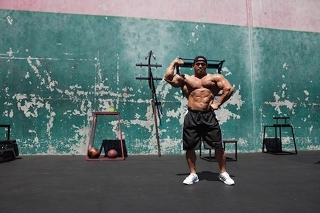 How Pumping Iron Inspired Hidetada Yamagishi, the Rare Japanese Body Builder | Bodybuilding News | Scoop.it