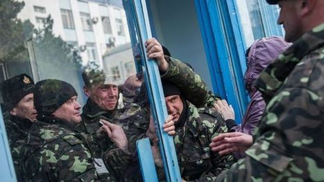 Ukraine making plans to pull troops from Crimea - Fox News | News | Scoop.it