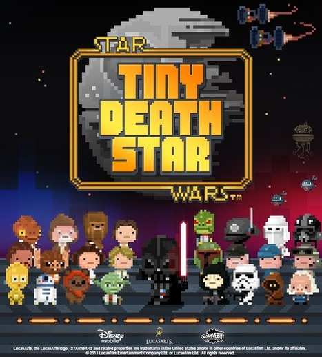Disney, LucasArts to Launch 'Star Wars: Tiny Death Star' with 'Tiny Tower' Creator | All Geeks | Scoop.it