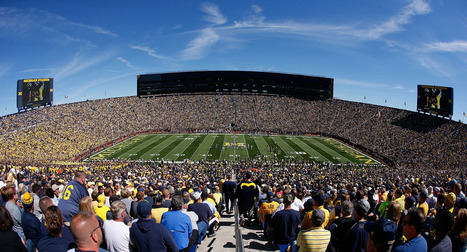 Alcohol Sales Aren't Planned At Michigan Stadium « CBS Detroit | Sports Facility Management | Scoop.it