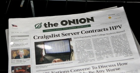 Facebook Testing 'Satire' Tags for Sites Like The Onion | Latest Tech & iOS Gadgets Updates | Scoop.it
