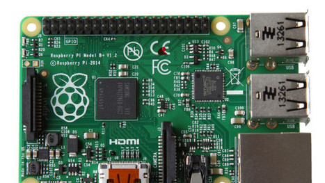 The Raspberry Pi B+ Adds More Ports And Features, Consumes Less Power - Lifehacker Australia | Raspberry Pi | Scoop.it