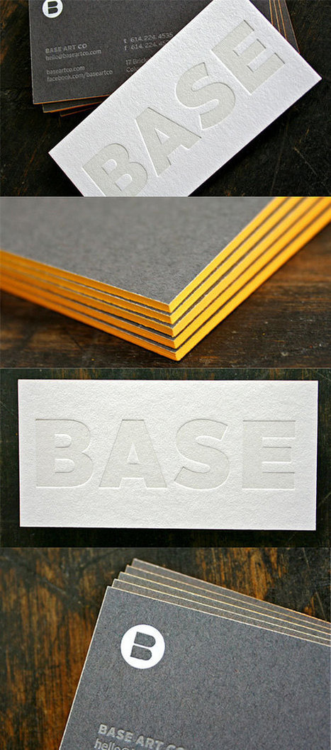 Exclusive Business Cards Templates | Design | InspirationMart.com | Inspiration mart | Scoop.it