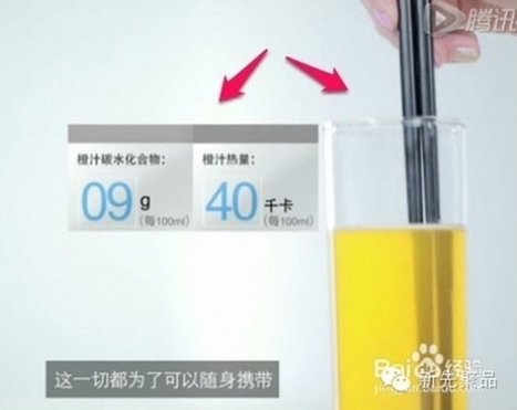 Smart chopsticks to detect Chinese food gone bad? Why not, says Baidu | Business in Asia | Scoop.it