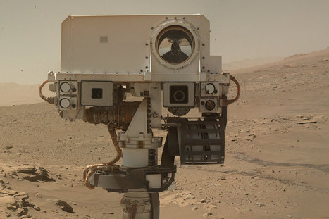 Look at what two years on Mars did to the Curiosity Rover | Heron | Scoop.it