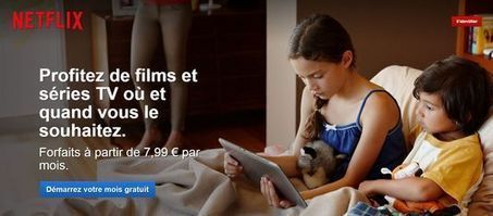 Netflix sera disponible sur la box de Bouygues Télécom | tv & social tv & series & tv connectée & transmedia & crossmedia | Scoop.it