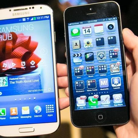 Apple Tells Us Why iPhone Is the Best After Galaxy S4 Launch | Social on the GO!!! | Scoop.it