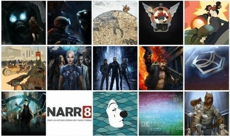 NARR8 – nueva app de descarga gratuita de cómics animados y libros interactivos en español | Lecturas juveniles | Scoop.it