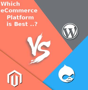 Which eCommerce Platform is Best? WordPress vs. Magento vs. Drupal | Web Development & Mobile App Development | Scoop.it