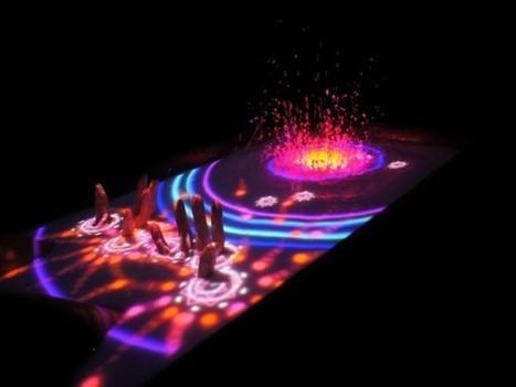 AquaTop Display transforme l'eau en écran tactile | Actinnovation© | topic | Scoop.it