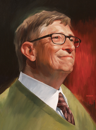 Bill Gates: The Rolling Stone Interview | Culture | Rolling Stone | Peer2Politics | Scoop.it