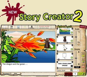 Register your school for Story Creator | Technology Uses in the Classroom for Newbies! | Scoop.it