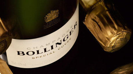 L'histoire du Champagne Bollinger | champagne & marketing | Scoop.it