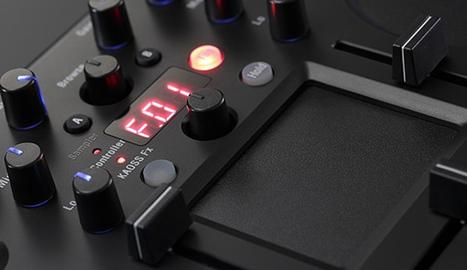 Korg Kaoss DJ Controller   Electro   Scoop.it