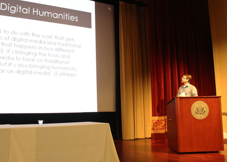 Wiki Ed and Digital Humanities: Pedagogy that works   Humanities and their Algorithmic Revolution   Scoop.it