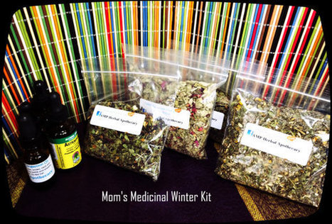 Mom's Medicinal Winter Kit to keep you Healthy all Winter, Loose Tea, Glycerites, Immunity Oils, Christmas Gift, Family Gift, Healthy Gift   Aromatherapy   Scoop.it