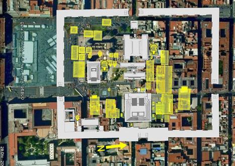 Con pistas de Sahagún: identifican los edificios del recinto sagrado de Tenochtitlan - Artes e Historia México | Mexico | Scoop.it