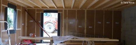 Le carton, nouveau matériau de construction | construction durable | Scoop.it