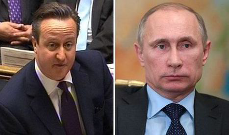 Britain could be on warpath with Russia to stop 'invasion' of Ukraine | World | News | Daily Express | Business Video Directory | Scoop.it