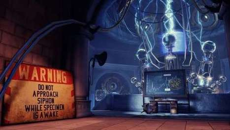 Irrational Games announces 'BioShock' Infinite PC system requirements!! - nwoow | pc games | Scoop.it