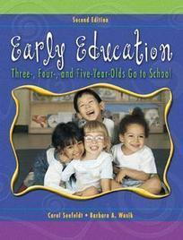 Early education, three, four, and five year olds go to school (2nd ed ) SEEFELDT Carol, WASIK Barbara: Librairie Lavoisier | Marbotic | Scoop.it
