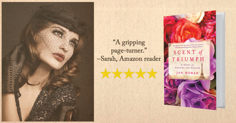 Scent of Triumph ebook Sale! + YouTube Book Review - Jan Moran | Books | Scoop.it