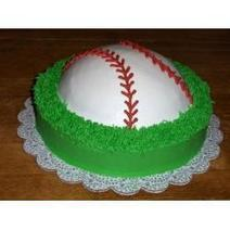 Baseball Theme Birthday Cake and Cupcake Decorating Ideas | Cake | Scoop.it