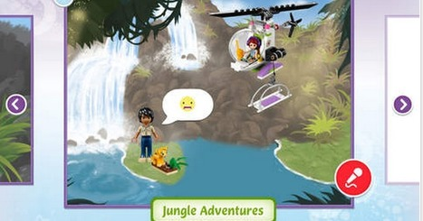 Lego Story Maker- A Great Digital Storytelling App for kids ~ Educational Technology and Mobile Learning | SchoolLibrariesTeacherLibrarians | Scoop.it