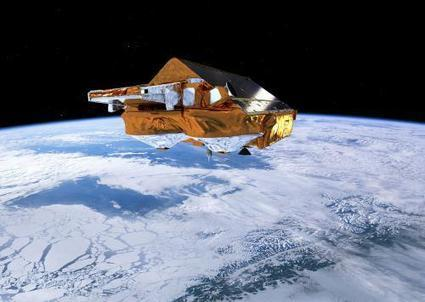 European storm surge spied by CryoSat | Sustain Our Earth | Scoop.it