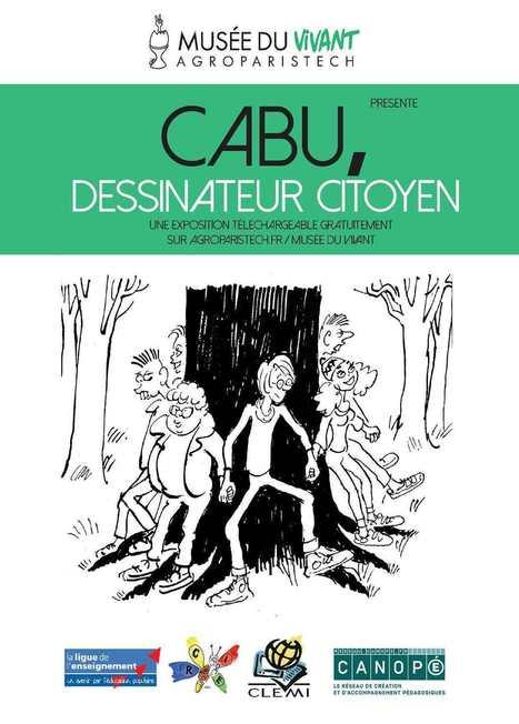 Exposition Cabu Dessinateur Citoyen ! | Ressources pédagogiques. CDI du LP Clément Ader | Scoop.it