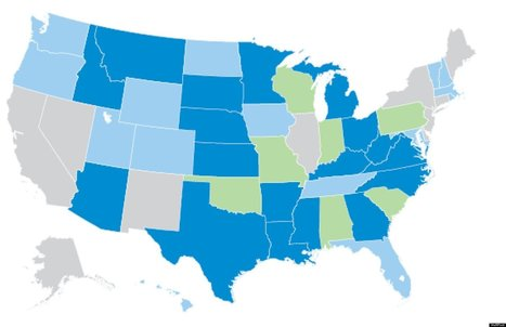 The Worst States For Pregnant Rape Victims | Coffee Party Feminists | Scoop.it