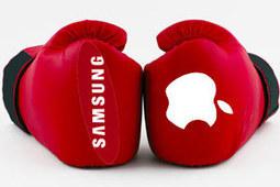 Apple gagne une manche contre Samsung au Japon - 01net   Brevets d'usage   Scoop.it