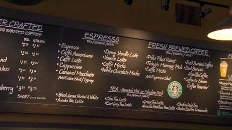 How Starbucks Trains Customers to Behave | McInnis & Associates Consulting, LLC | Scoop.it