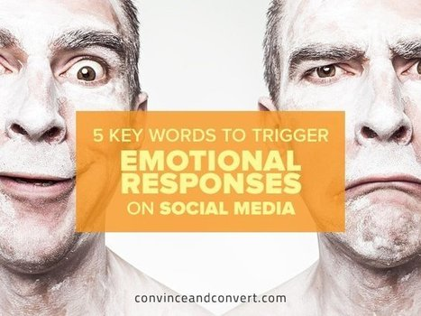 5 Key Words to Trigger Emotional Responses on Social Media | Convince and Convert: Social Media Strategy and Content Marketing Strategy | Networked Nonprofits and Social Media | Scoop.it