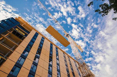 Green building, più legno per combattere i cambiamenti climatici | Sustainable Buildings, Made in Italy. Rinascimento Bene Comune by IWTT | Scoop.it
