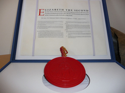 Royal Charter and Great Seal arrive in CIEEM office | Leading for Nature | Scoop.it