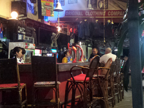 Back street cafes in Sihanoukville | An Expat's Life in Sihanoukville Cambodia | Scoop.it