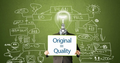 The Increasing Emphasis on The Importance of Quality Content | Social Media Useful Info | Scoop.it