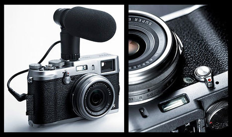 Fuji X series gets big video mode upgrade – 1080/60p, high bitrate recording, anti-moire sensor and more. By Andrew Reid | FASHION & LIFESTYLE! | Scoop.it