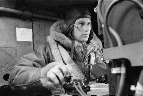 Who's Who In An RAF Bomber Crew | 460 Squadron - Bomber Command: 1942-45 | Scoop.it