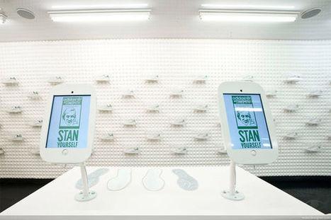 La Stan Smith s'offre un pop-up Store pour son retour - Etapes | Pop-up shop, concept-store, new forms of retail | Scoop.it