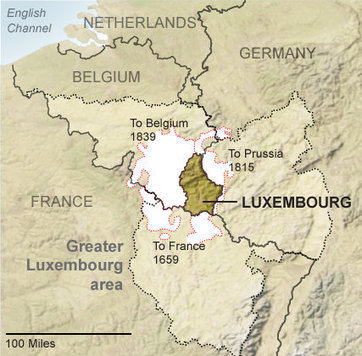 Who's Afraid of Greater Luxembourg? | Luxembourg (Europe) | Scoop.it