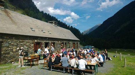 Saint Lary - Repas des bénévoles au Rioumajou | Facebook | Vallée d'Aure - Pyrénées | Scoop.it