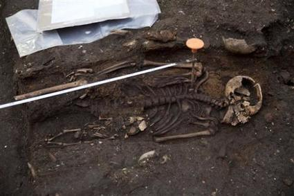 London rail work unearths thousands of skeletons from Bedlam | Asset Management Engineering | Scoop.it