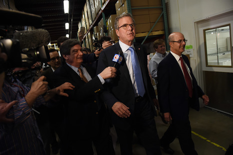 Jeb Bush's tie to fugitive goes against business-savvy image he promotes | enjoy yourself | Scoop.it