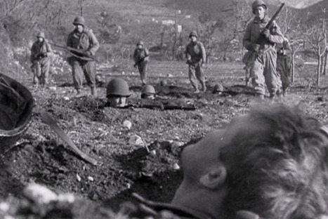 How Oscar-winning directors faked WWII combat footage - New York Post | film industry | Scoop.it